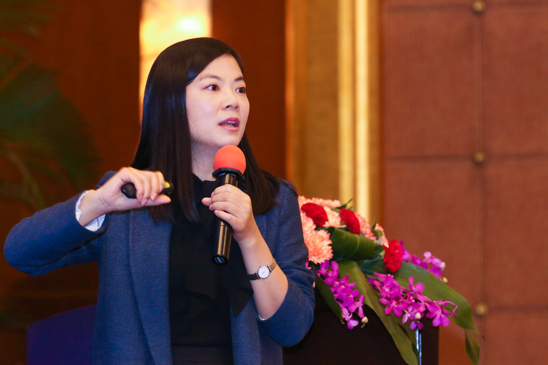 安越资深讲师 姚敏凤女士  关于从经营分析和绩效管理切入创造价值的主题分享