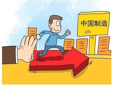 中国制造业