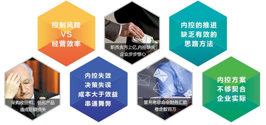 企业内部控制与风险管理培训课程,安越内控内审系列